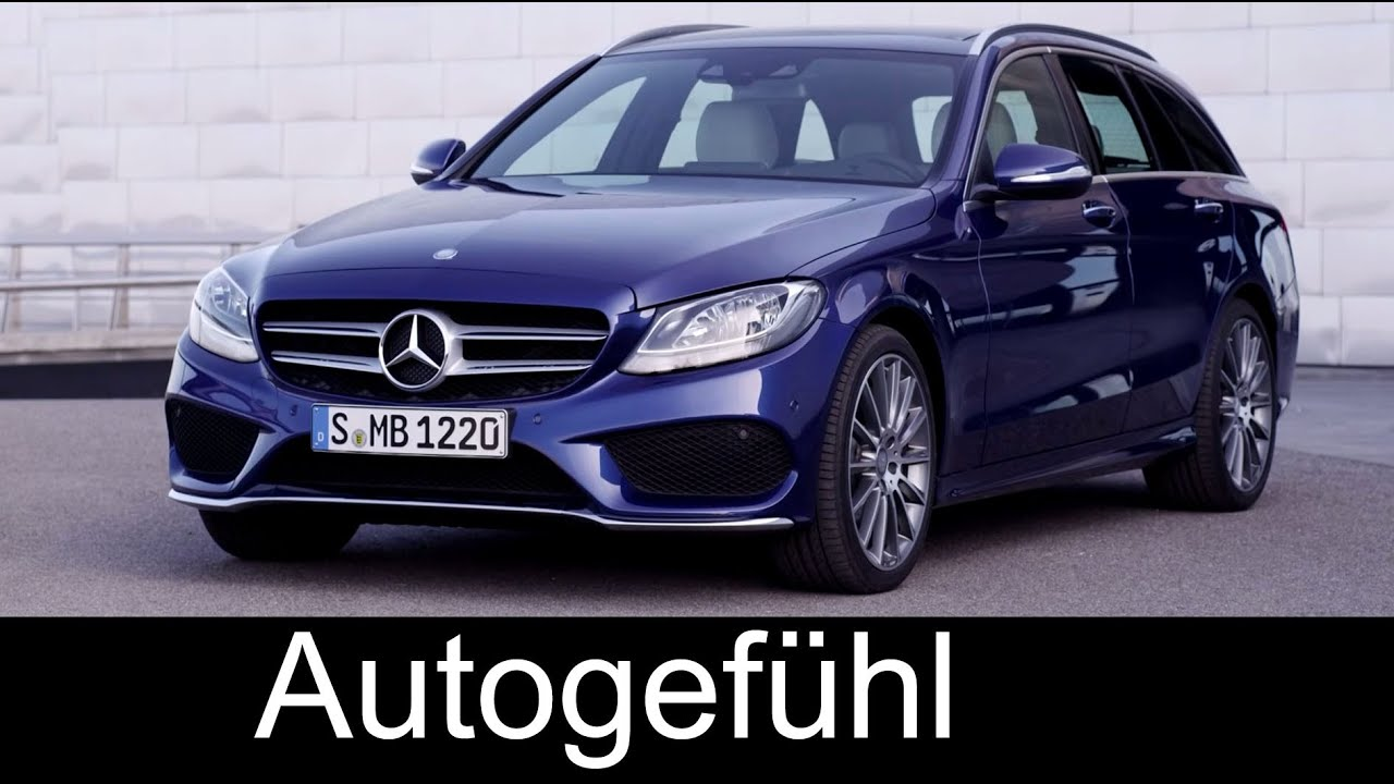 2015 mercedes c class estate design c250 bluetec mercedes c klasse t modell autogef hl youtube. Black Bedroom Furniture Sets. Home Design Ideas