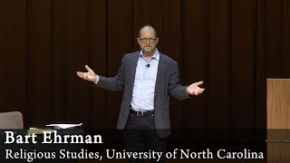 Video: Gospels were not written by Mark, Matthew, Luke or John. These names were decided 100 years later - Bart Ehrman