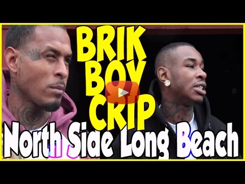 Brik Boy Crips in Northside Long Beach adress Snoop Dogg situation