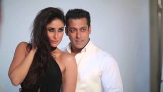 Salman Khan & Kareena Kapoor Khan shoot for Filmfare