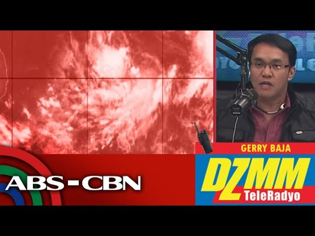 Rains expected in Luzon, Visayas as storm 'Talim' nears