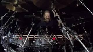 FATES WARNING - White Flag (Drum & Bass Play-Through)