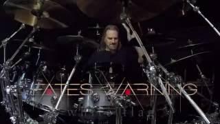 FATES WARNING - White Flag (Drum & Bass Play-Through)