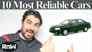 Top 10 Reliable Cars Under 5K - 10 MOST Reliable Cars Less Than $5000