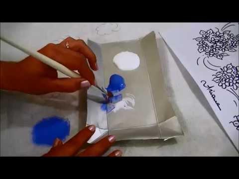 Como Pintar MiosÓtis - How To Paint - Parte 1 De 3 video