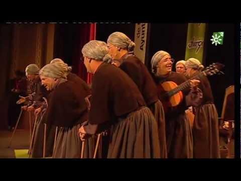 Comparsa - La Bicentenaria \ Actuación Completa en CUARTOS \ Carnaval 2012
