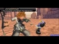 Kingdom Hearts Birth By Sleep Walkthrough Part 8 English BBS PSP Maleficent & masked boy Boss Battle