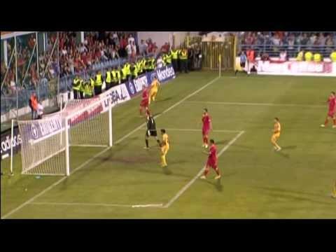 Черногория - Украина 0-4. Отбор ЧМ 2014 (07.06.2013) Обзор матча