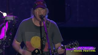 Neil Young & Crazy Horse Austin City Music festival