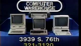 Computer Warehouse - This Week's Specials (1985)