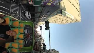 2018年初四 臺南台南雙層巴士  360度 歡迎來台南走走看看   府城客運