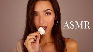ASMR Candy Eating (Intense Mouth Sounds, Marshmallows, Gummy Bears, Plastic sounds...)