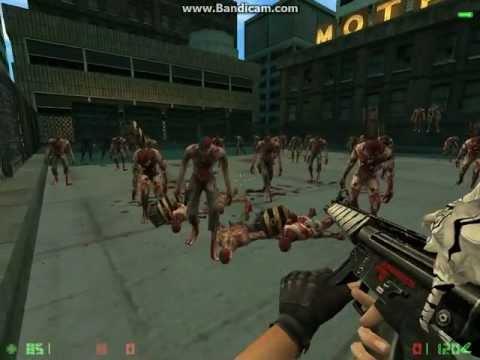 Скачать Мод Half Life 1 Zombie Mod - фото 9