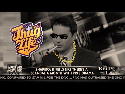 Ben Shapiro Thug Life - Eric Holder