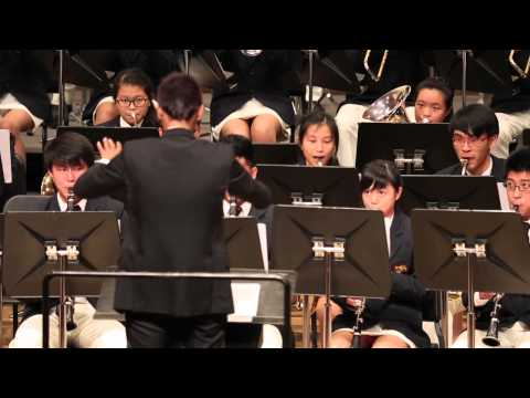 Singapore Youth Festival 2013 Concert Band - Anglo-Chinese Junior College