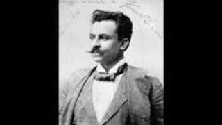 """Fernando De Lucia : """"Se il mio nome"""", Gramophone &t Typewriter Ltd del maggio 1908. (In Sol)"""