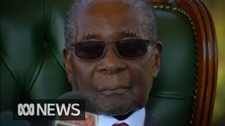 Robert Mugabe dies aged 95 | ABC News