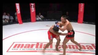 Martial Combat 5 Superfight Eduard Folayang Vs Bao She Ri Gu Leng Part 2