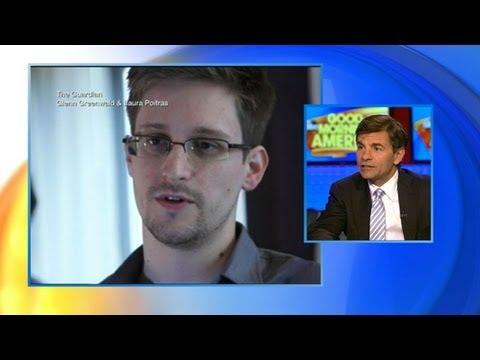 Edward Snowden Flees Hong Kong