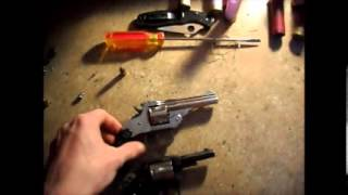 Testing the .32 S&W Short