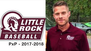 Little Rock Baseball Play by Play 2017-18