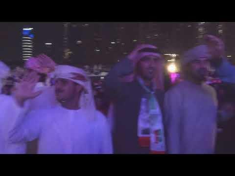 Download Fans dancing at Eida Al Menhali Concert | Dubai Mp4 baru