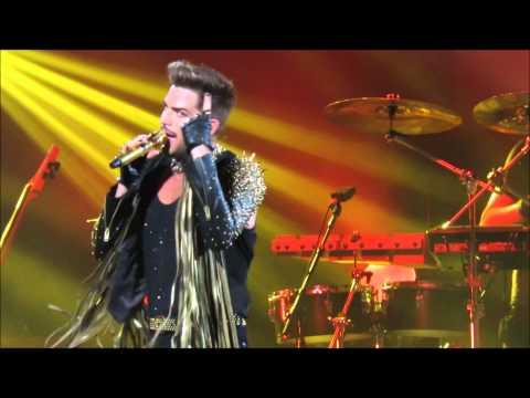 Queen + Adam Lambert - Somebody to love - Sydney 26/8/14