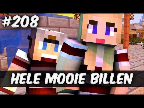 Minecraft survival #208 - HELE MOOIE BILLEN