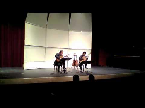 Odeum Guitar Duo - 3-04-11 - Albinoni - Adagio