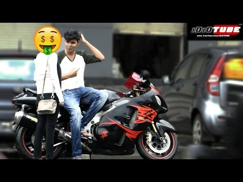 Hayabusa Gold Digger Prank - iDiOTUBE (Pranks In India)