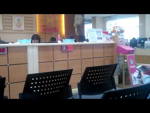 Government Savings Bank Chang Phueak Chiang Mai City Thailand Lifestyle Tour Video Review
