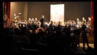 Banda Música Pedro Gámez Laserna Pregón Oficial Año 2015 Jódar