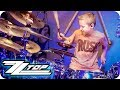LA GRANGE ZZ TOP 9 Year Old Drummer Cover By Avery Drummer mp3