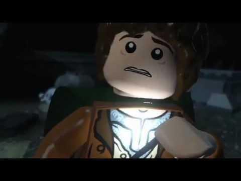 [Multi] Lego Le Seigneur des Anneaux - Gamescom Trailer FR