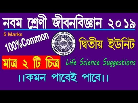 CLASS 9_LIFE SCIENCE SUGGESTION 2018//Class ix life science Suggestion for 2nd Evaluation 2018.
