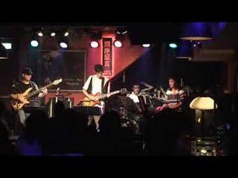Funk en sol - Luis Salinas (cover by Skyline)