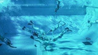 Underwater Rugby | PlaySport.com