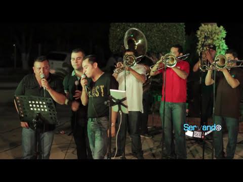 Los Nuevos Rebeldes Ft. Banda La Conquista - Los Hijos Del Señor Guzman (En Vivo 2014)