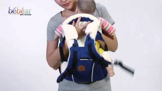 Bebamour Baby Carrier Hipseat User Vedio of bebear C05