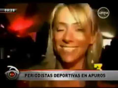 METIDAS DE PATA DE REPORTERAS DE DEPORTES EN VIVO SIN CENSURA