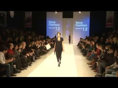 Slow Fashion Award 2012 Fashion Show in Berlin