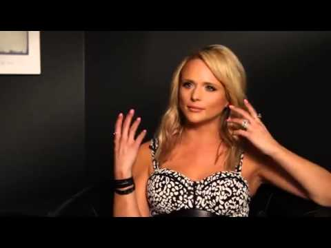 Miranda Lambert on her Entertainer of the Year Nomination