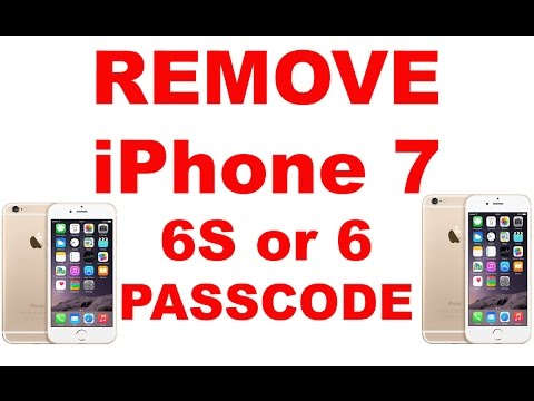 Restore disabled (forgot passcode) iPad/iPhone 6/5S/5C/5/4S/4 on ANY VERSION of iOS - Step by Step