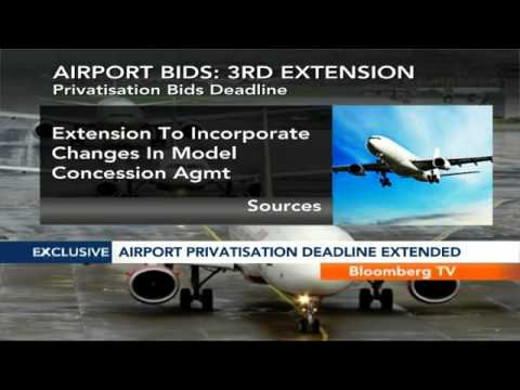 Market Pulse- Airport Privatisation: 3rd Extension
