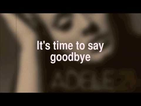 Adele - Turning Tables (With Lyrics) Music Videos