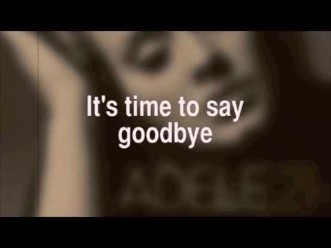 Adele - Turning Tables (With Lyrics) Music Videos