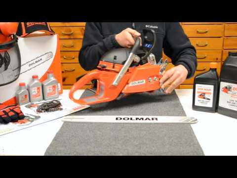 Dolmar PS-7910 XD Chainsaw