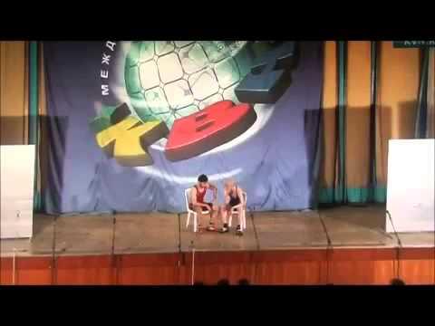 Сборная СНГ (Кавказа) по вольной борьбе - Сочи/1 тур (2012)