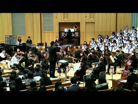 Holy Art Thou Handel Largo Immanuel Orchestra Bupyeong Methodist Church Cond : Jaesung Jeon 20150125