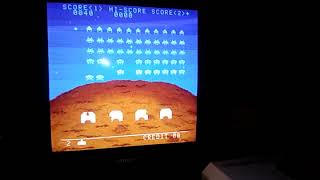 Space Invaders DX Taito PCB repair #2